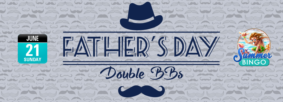 FATHER'S DAY DOUBLE BBS