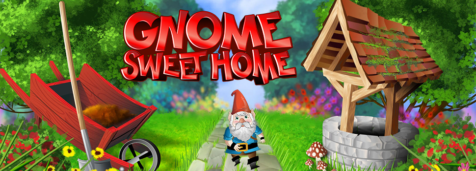 Gnome Sweet Home Desktop