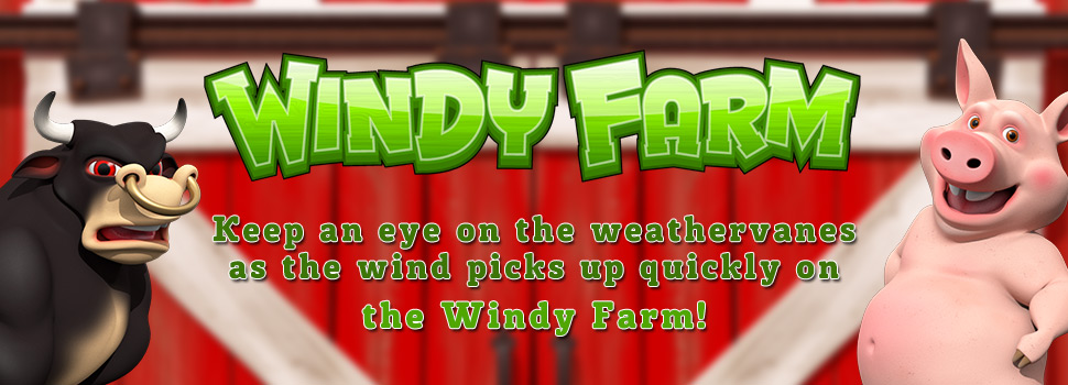 Windy Farm Desktop