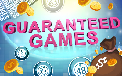 $150 Guaranteed Games Special