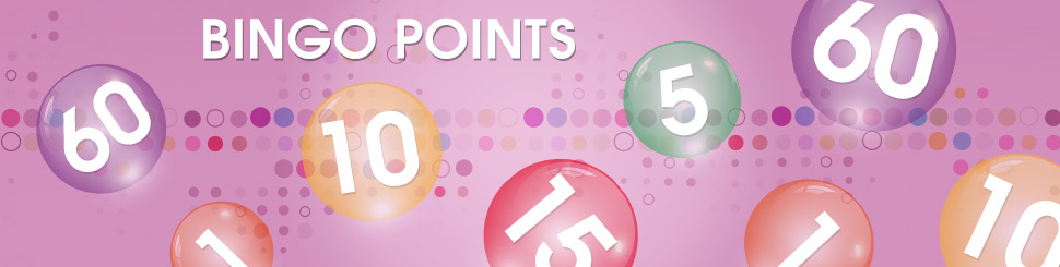 Bingo Points & FREE Cash Draws