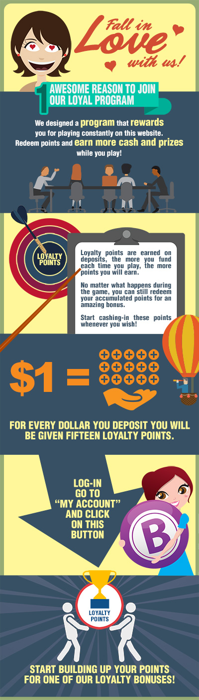 Join BingoSpirit's Loyalty Program