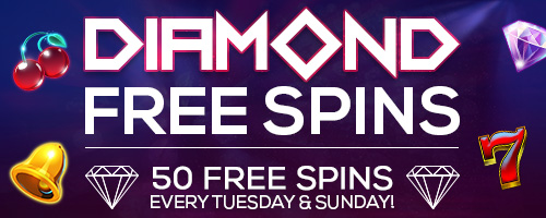 Diamond Free Spins