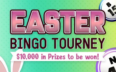 Easter Bingo Tourney
