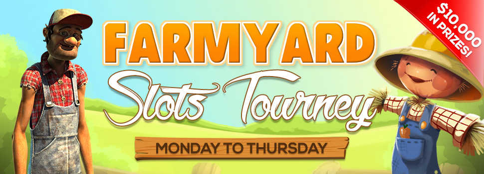 Farmyard Slots Tourney