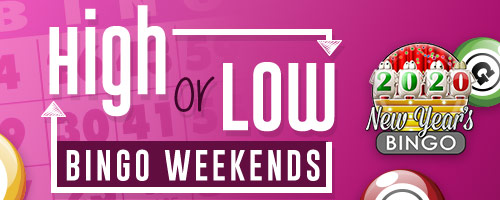 High or Low Weekends