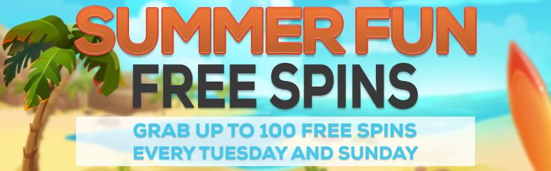 Summer Fun Free Spins
