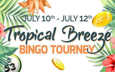 Tropical Breeze Bingo Tourney