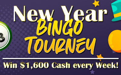 New Year Bingo Tourney