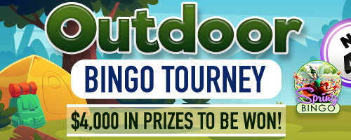 Outdoor Bingo Tourney