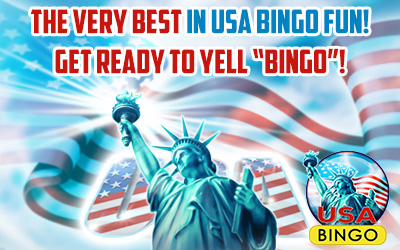 USA Bingo room